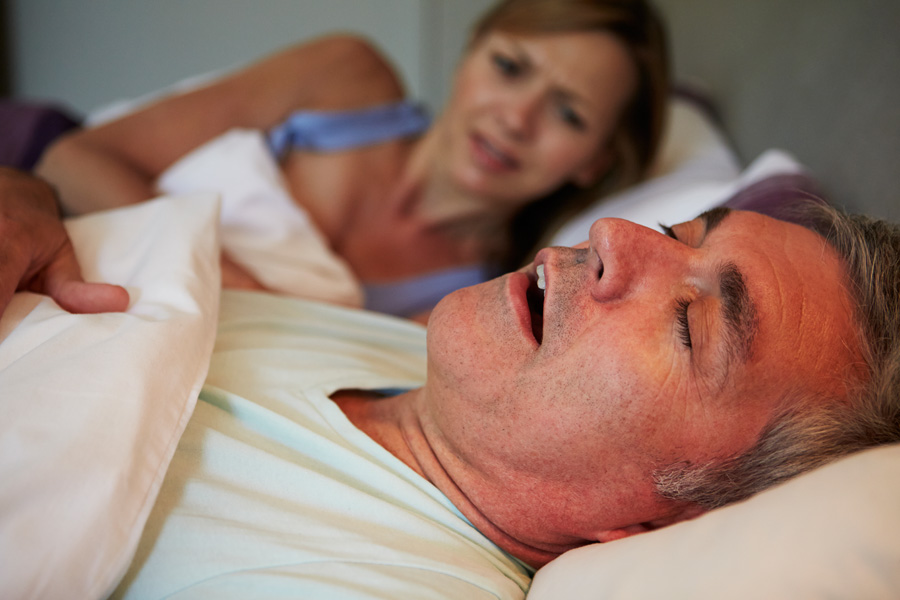 How to Stop Someone from Snoring: Snoring Therapy that Works